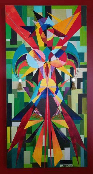 WOAC presents Rosario D'Rivera's 'INTROSPECTION'