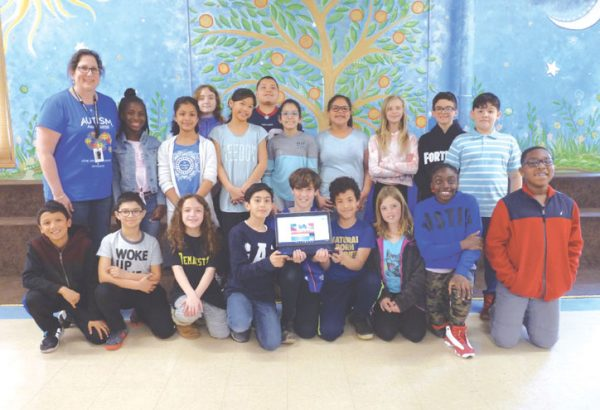 Demarest joins other schools to raise autism awareness