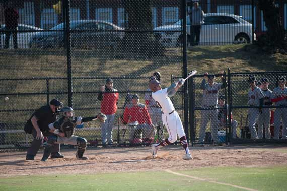 Nutley HS baseball team receives No. 1 seed in Greater Newark Tournament