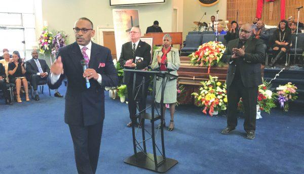 Friends of Irvington Park carries on Jones' legacy