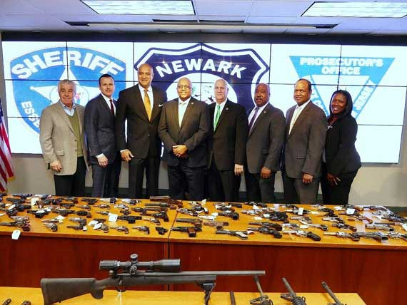 Essex County buyback takes 332 guns off streets