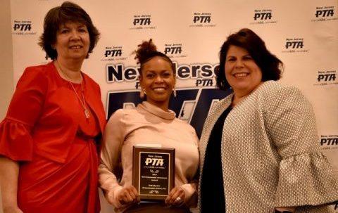 Seth Boyden PTA earns Local Unit Success Award in Environmental Awareness