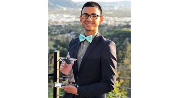 SHU student honored as one of Radio's Rising Stars