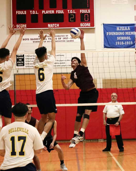 Bloomfield HS boys volleyball team will visit Fair Lawn in North 1 sectional final