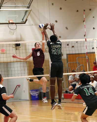 Bloomfield HS boys volleyball team is North 1 sectional runner-up to end stellar 22-6 season