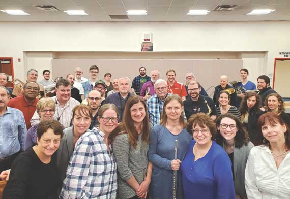 First-ever WO Community Band hits the ground running