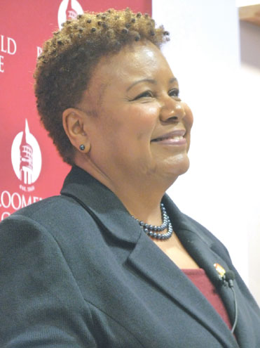 New president takes the helm at Bloomfield College