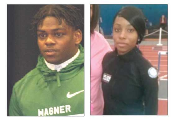 Nashawn Brooks and Andrea Jackson named Irvington HS Male and Female Athletes of the Year