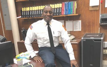 OFD captain to celebrate retirement with a cookout