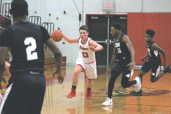 GRHS boys hoops impresses in Bloomfield Summer League