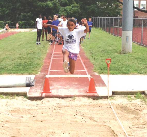 Great American Track Camp to be held at Bell Stadium