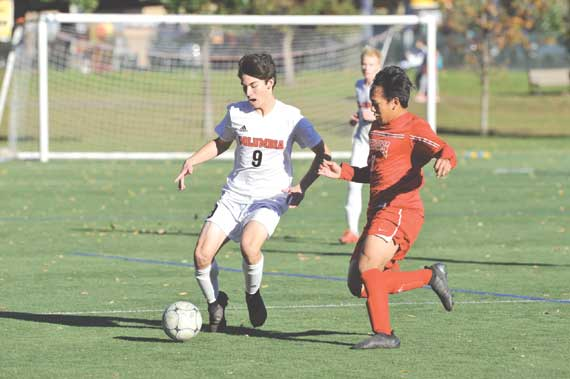 Columbia HS boys soccer team looks to keep growing this season
