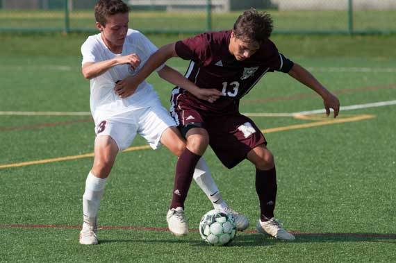 Nutley HS boys soccer team is off to a good start