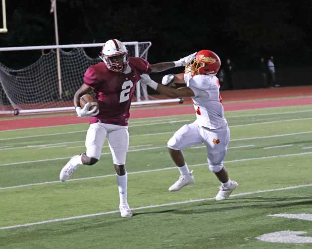 PHOTOS: Bloomfield HS football team falls to North Bergen
