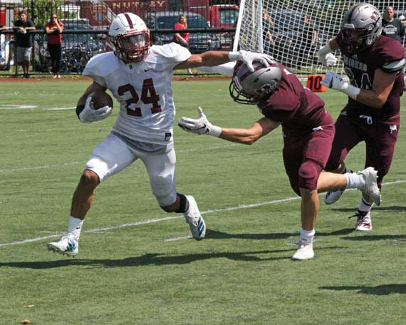 Bloomfield HS football team gears up for home opener