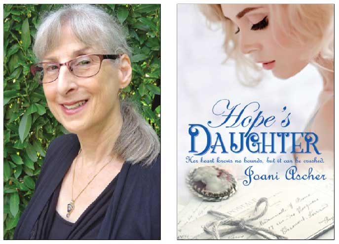 South Orange author transports her readers to 1940s New York