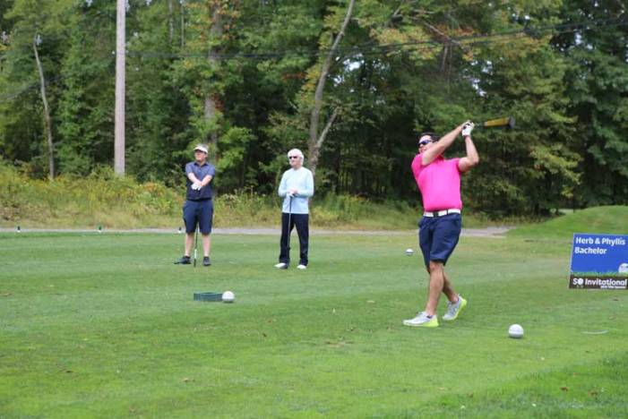 Golf invitational to benefit JESPY House is huge success