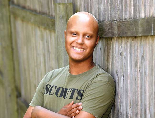 WOHS alumnus takes lead role in fundraising pediatric cancer research