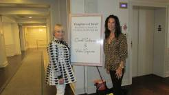 Event Co-chairwomen Carol Sidman and Vicki Squires