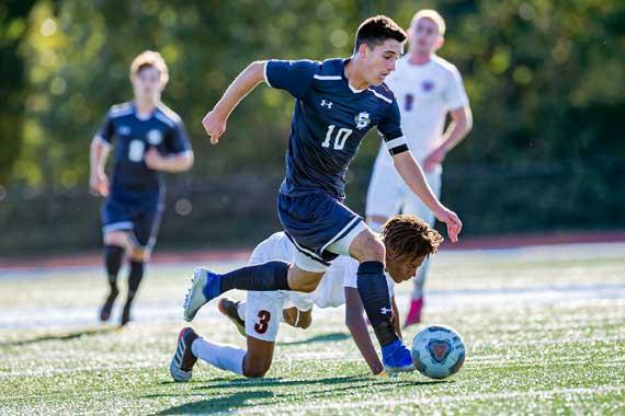 UPDATED No. 2: Seton Hall Prep soccer team cruises to Essex County Tournament semifinals