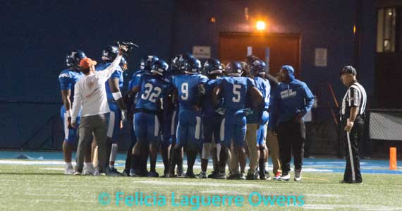 Irvington HS football team posts third straight shutout; wins divisional title for third year in a row