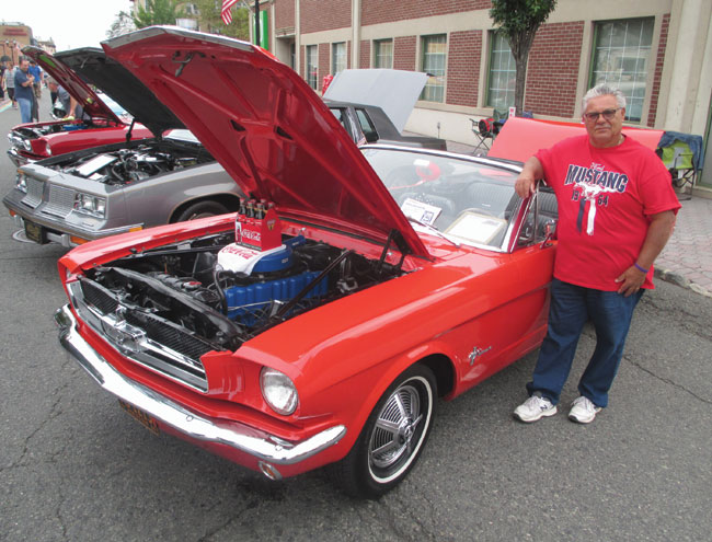 Classic Car Show to be held Oct. 17 in Nutley