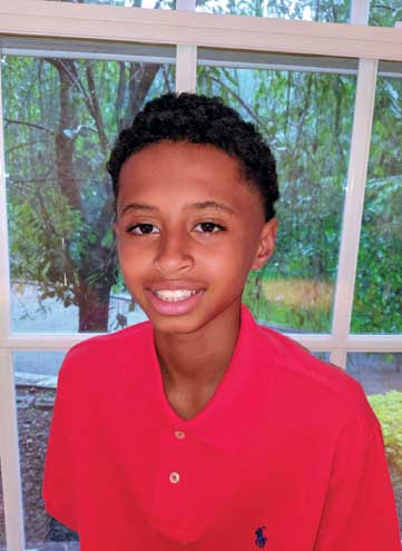 LMS student becomes Scholastic Kid Reporter