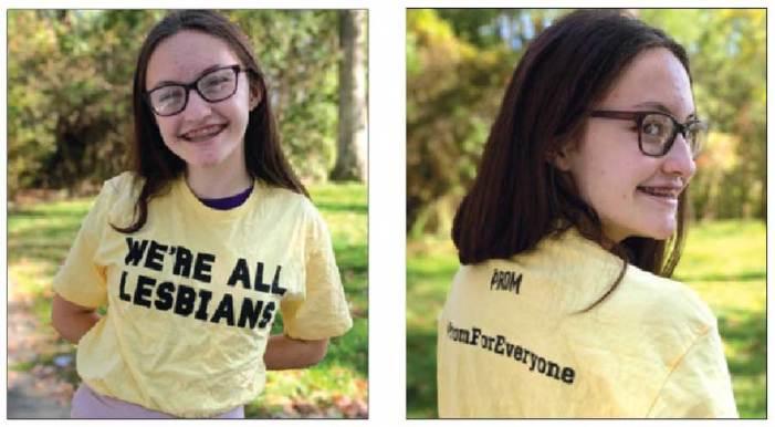 8th grader begins conversation on WOSD dress code