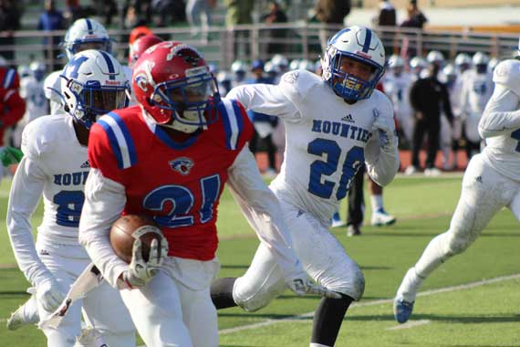East Orange Campus HS football players earn conference honors
