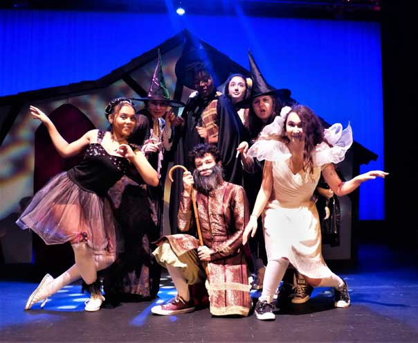WOHS Drama Club show charmed audiences