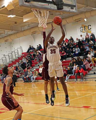 Bloomfield HS boys basketball team wins holiday tourney title; defeats Bayonne for third win in a row