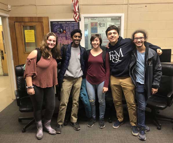 Five CHS band students selected for North Jersey Area Bands