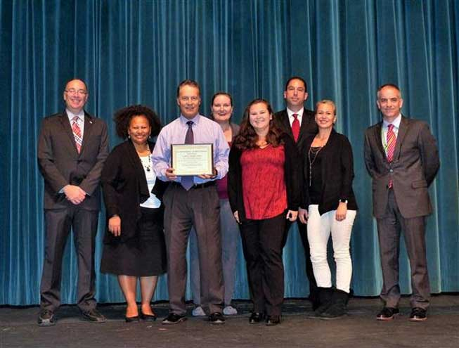 Staff recognitions highlight West Orange board meeting