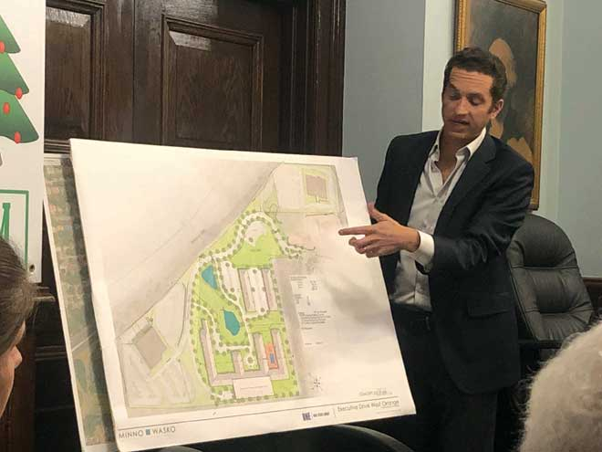 Town plans to give 30-year tax exemption to Executive Drive