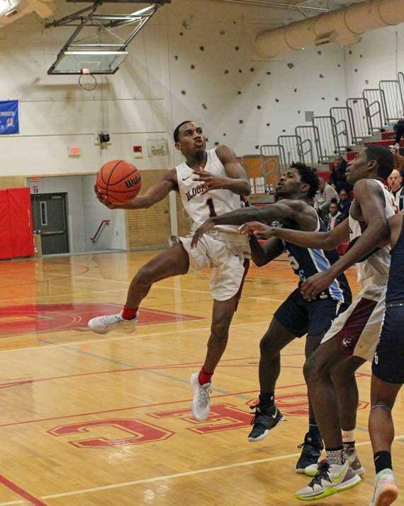 PHOTOS: Bloomfield HS boys basketball team defeats West Orange