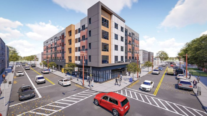 Irvington receives 9-percent tax credit to build luxury apartment complex