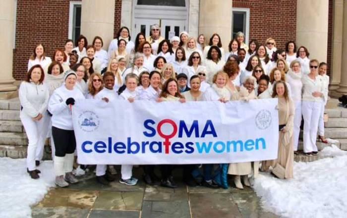 SOMA celebrates women's history