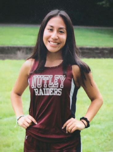 NUTLEY FEMALE ATHLETE OF THE MONTH