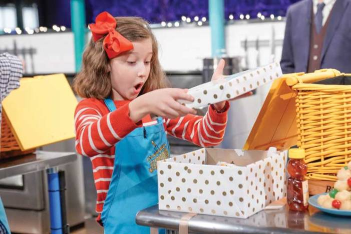 SO and WO children face off on 'Chopped Junior'