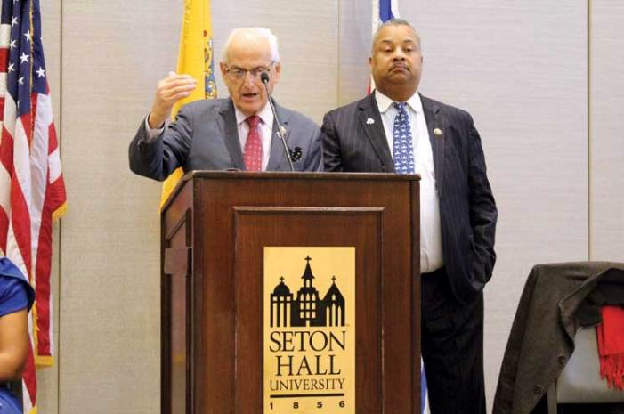 Congressmen reintroduce proposed fire safety act at SHU