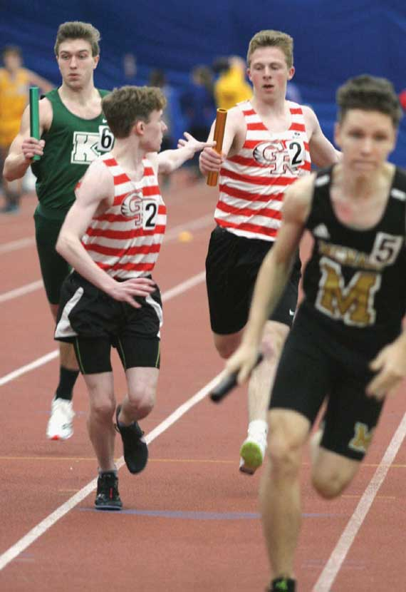 PHOTOS: Glen Ridge HS indoor track and field teams compete at Group 1 State Relays