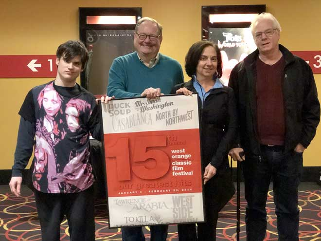 Film festival kickoff sells out