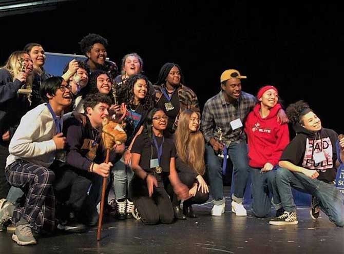 WOHS thespians win multiple awards at New Jersey State Thespian Festival