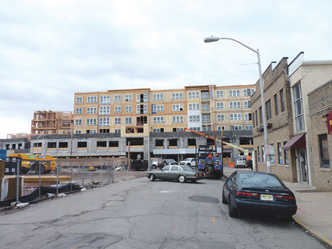 Improvements continue on Bloomfield's roads and buildings