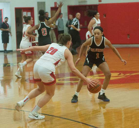 Columbia HS girls basketball team is No. 10 seed in ECT