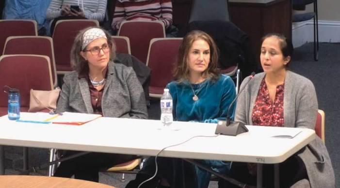 Board of Education selects Zubieta