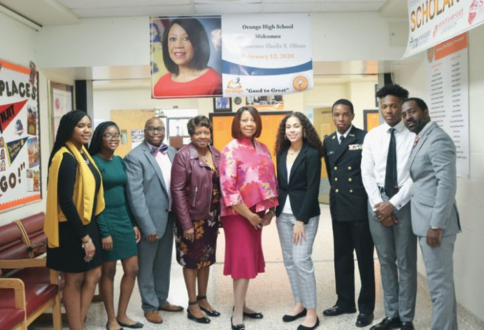 Lieutenant governor welcomed at black history event