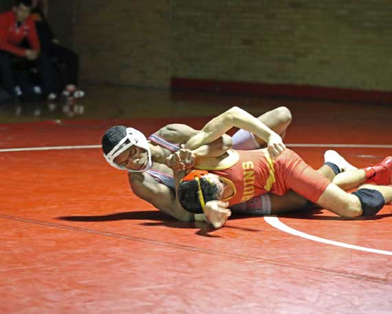 UPDATED: Bloomfield HS wrestling team defeats North Bergen to reach North 1, Group 5 semifinals