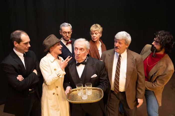 Area actors mount a crime in Studio Players' 'Over My Dead Body'