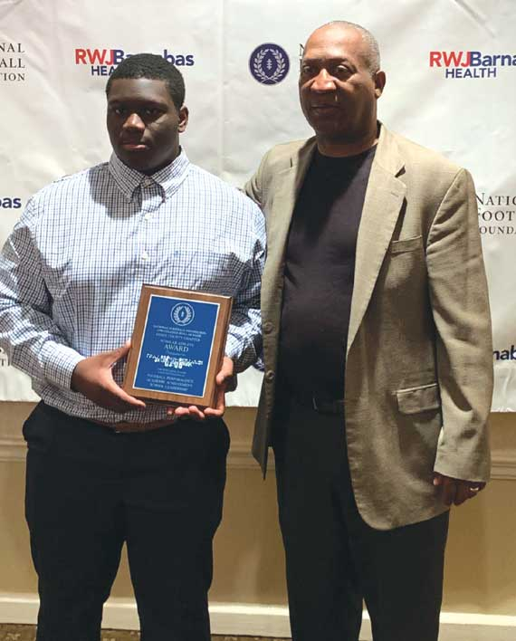 Orange HS football coach Randy Daniel named Distinguished Coach of the Year